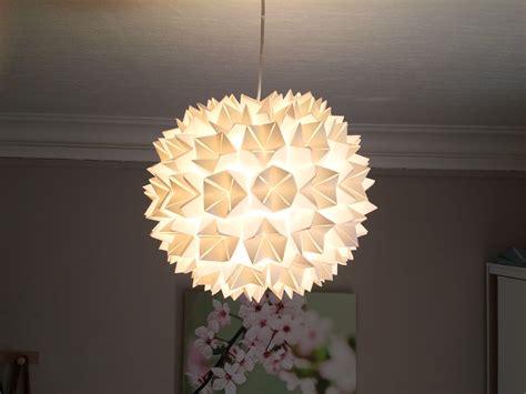 Lustre En Papier by Lustre Origami Lustres Luminaire Projecteur Led
