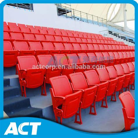 folding stadium seats plastic china supplier of football stadium chair seat cs gzy l