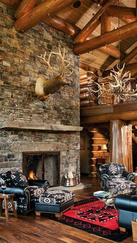 log house interior 17 best ideas about log cabin interiors on pinterest log