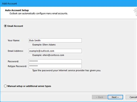 Msn 365 Login How To Add Your Outlook Email Address To Microsoft Outlook