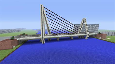 bridge pattern youtube minecraft bridge tutorial youtube