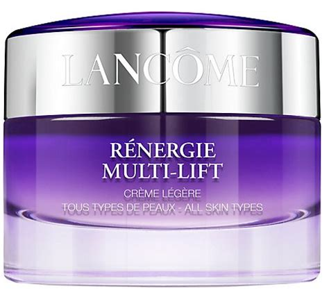 Lancome Renergie Multi Lift Gel lanc 244 me r 233 nergie multi lift legere all skin types 50