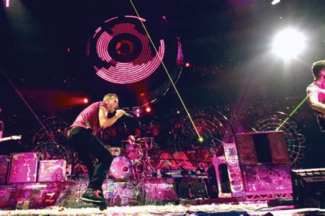 testi coldplay test coldplay live 2012