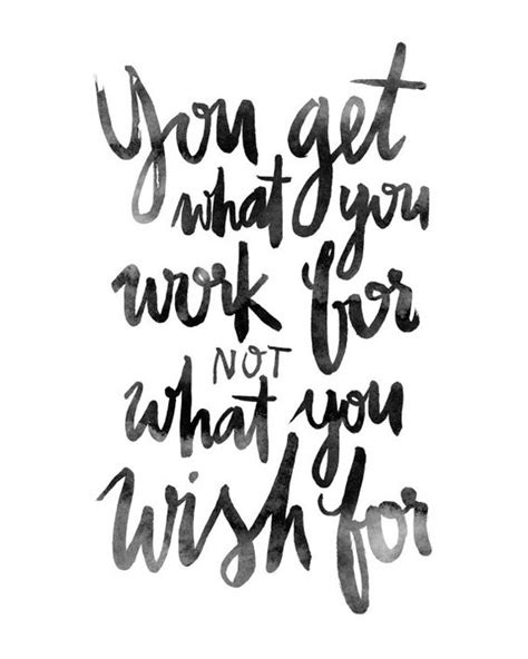 printable quotes for work work wish ink brushed black white calligraphic