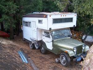 the 1969 cj5 jeep cer could be the rarest rv