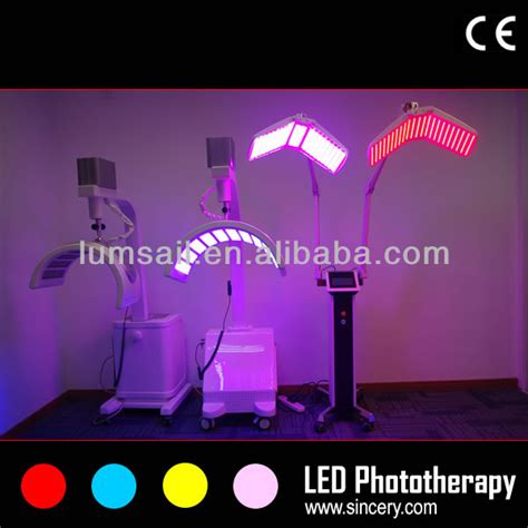 light emitting diode therapy for skin light emitting diode led light therapy machine with two heads buy led light therapy