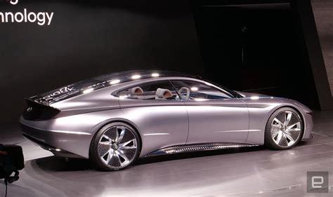 Future Hyundai Cars by Hyundai S Le Fil Concept Is The Future Of The