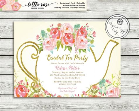 free online tea party invitations high tea party invitations free