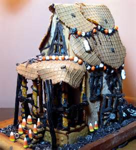 Cheap Home Decor Ideas top 17 over size halloween gingerbread house designs