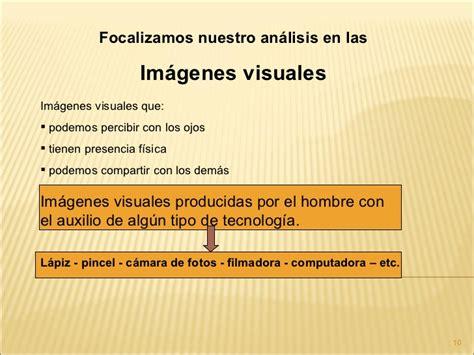imagenes visuales fijas ense 241 ar y aprender a mirar