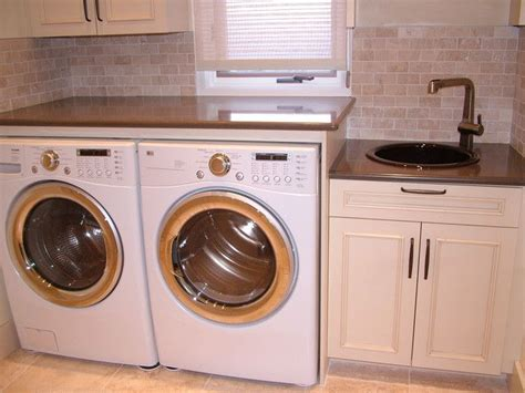plus backsplash laundry room