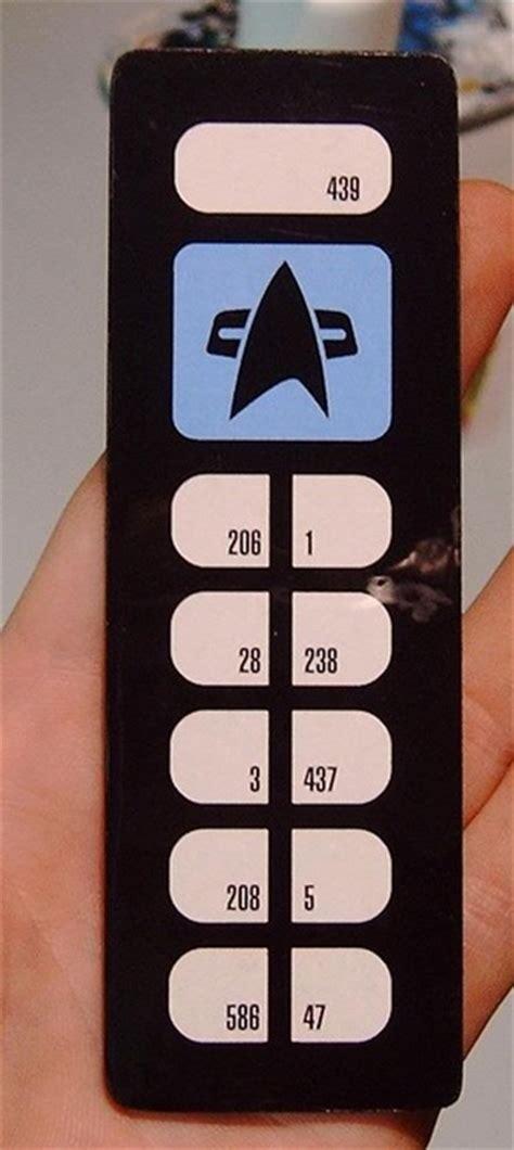 Trek Door Chime by Trek Doorbell By Soran1701 On Deviantart
