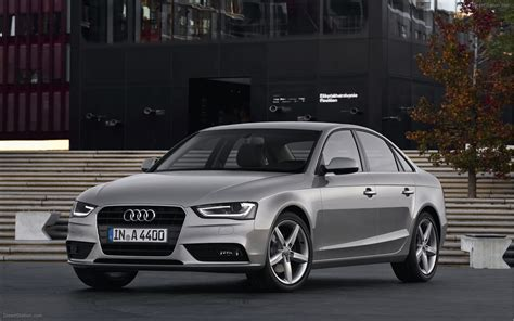Audi A4 2013 by Audi A4 2013 Widescreen Car Picture 01 Of 22