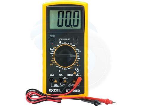 Www Multitester professional digital multitester ammeter voltmeter