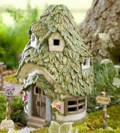 outdoor solar net lights miniature fairy garden round solar fairy house ebay