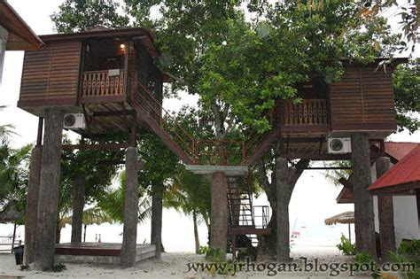 Prefab Cabins by Treetop Chalets At Malibest Resort In Langkawi Island