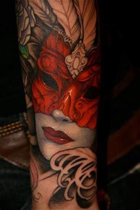 red lips tattoo sleeve red lips colored sleeve tattoo design of tattoosdesign