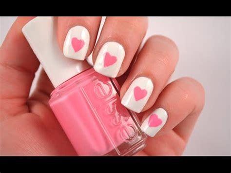 easy nail art stencils how to nail art stencils youtube