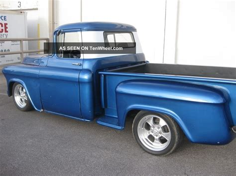 chevy truck beds 1956 chevy pick up truck short bed
