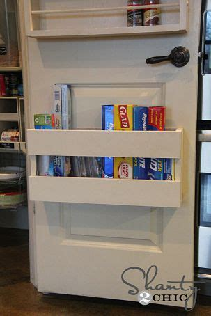 Inside Pantry Door Storage by Discover And Save Creative Ideas