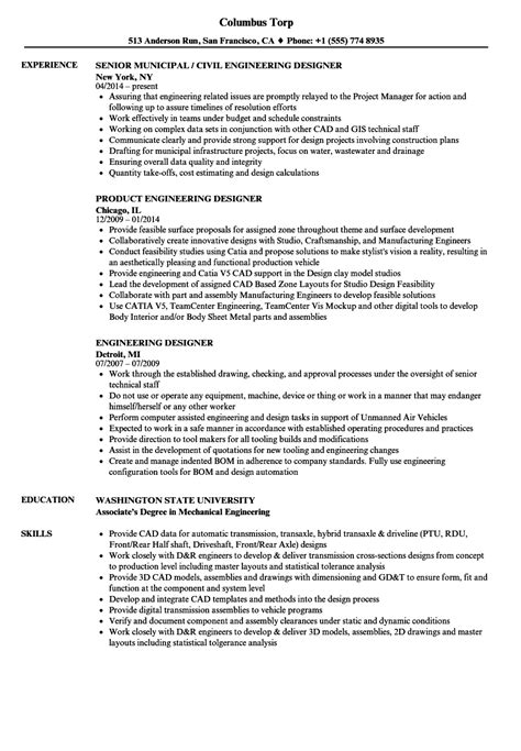 Wiring Harness Design Engineer Cover Letter by Wiring Harness Design Engineer Sle Resume Sle Resumes For Nursing