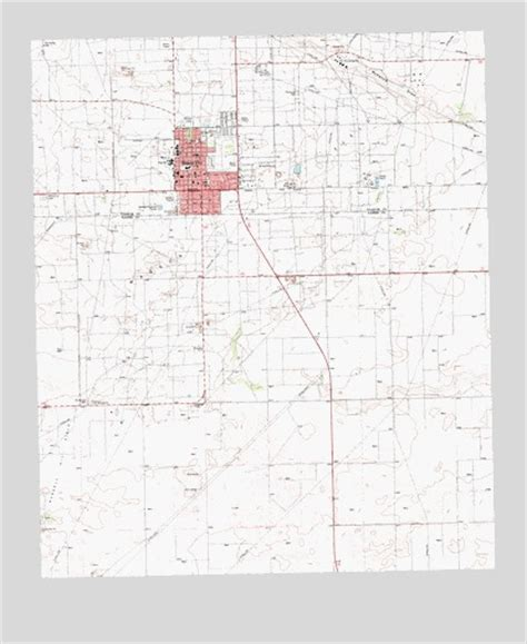 denver city texas map denver city tx topographic map topoquest