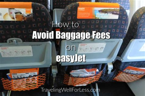 easyjet cabin baggage size allowance easyjet baggage allowance