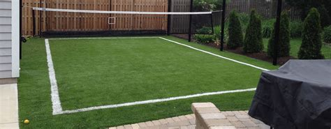 soccer backyard home field turf soccer lacrosse power court