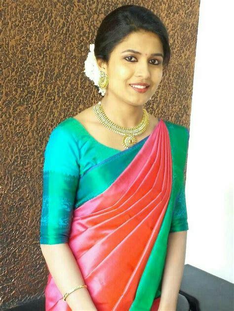 Bj 7026 Flower Colorful Blouse blouse saree