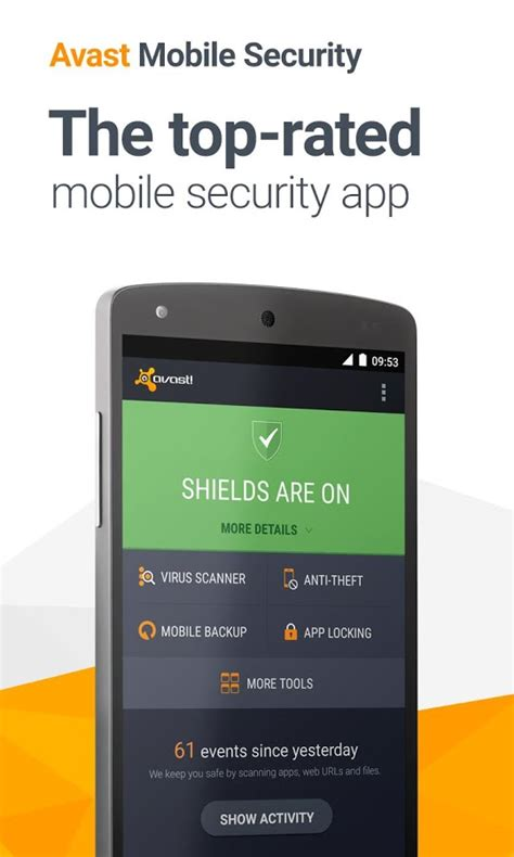 avast antivirus mobile mobile security antivirus android apps on play