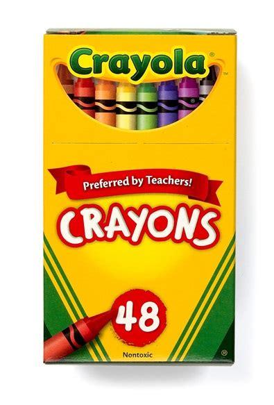 Crayola Crayons 48 crayola crayons 48 ct crayola