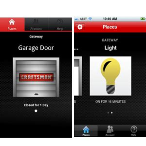 Garage Door Opener Cell Phone App App For Garage Door Opener Things To Consider When Choosing The Best Opener For Garage Door