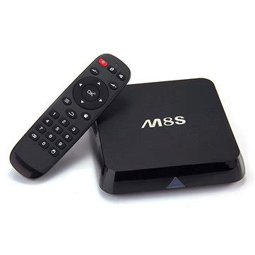 m8s amlogic s812 4k 2g 8g kodi android tv box