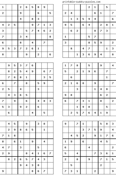 printable sudoku sheets pdf best 25 sudoku puzzles ideas on pinterest printable