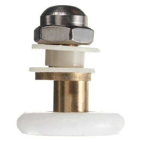 shower door roller replacement other bathroom replacement brass shower door roller