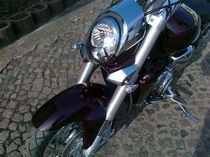 Motorradvermietung Oranienburg by Umgebautes Motorrad Suzuki Intruder M1800r2 Von Motorrad