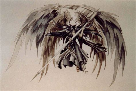 angel of death tattoo designs tattoos and designs page 33