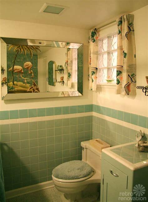 retro bathroom designs pictures bathroom furniture refined decor ideas for a vintage bathroom rectangle shape