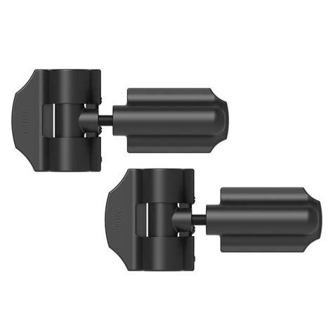 everbilt 8 in black heavy duty decorative strap hinges 2 everbilt 8 in stainless steel heavy duty decorative tee