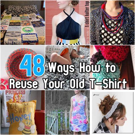 diy how to reuse your 48 creative ways to reuse your t shirt diy craft