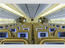 Economy Passengers Can Now Get Neighbor-free Seats, Lounge ... United Airlines 777 Interior