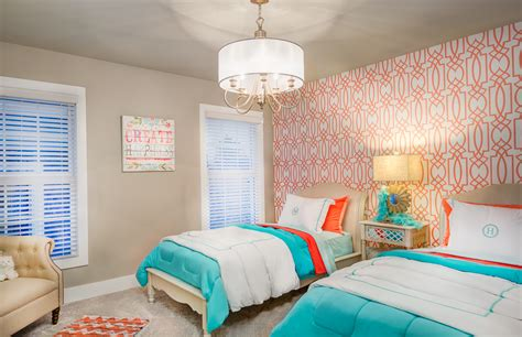room and designing an accent wall that creates pop jagoe homes