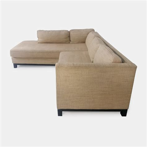 mitchell gold sofa sale 51 mitchell gold mitchell gold beige sectional sofas