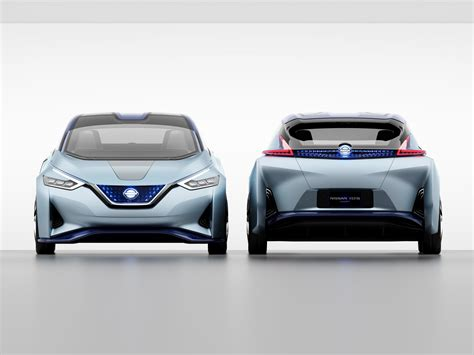 Nissan Front Nissan Ids Concept Front Rear The Fast Car