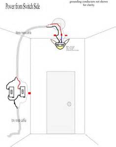 charleston home inspector explains how to wire a three way switch for a ceiling fan blue