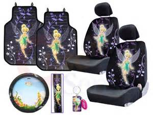 Tinkerbell Car Seat Covers Uk Tinkerbell Car Seat Covers Accessories Set Low Back