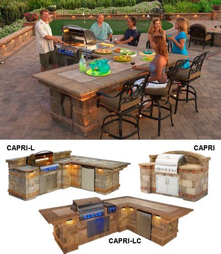 Curb Side Appeal - bbq island with seating curb appeal pinterest islands and bbq island