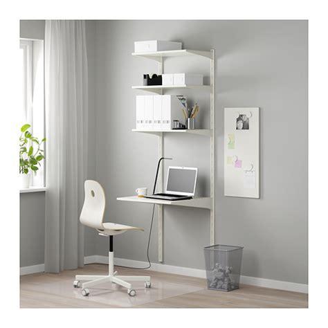 ikea algot shelves algot wall upright shelves white 66x61x197 cm ikea