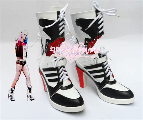 harley quinn shoes harley quinn shoes www imgkid the image kid has it