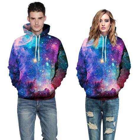 Hoodie 3d 3d galaxy space fashion hoodies pullover
